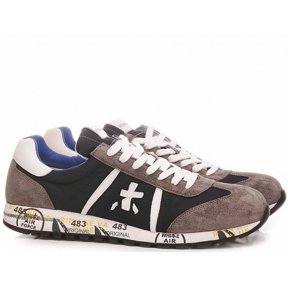 Premiata Men's Sneakers Lucy 600E