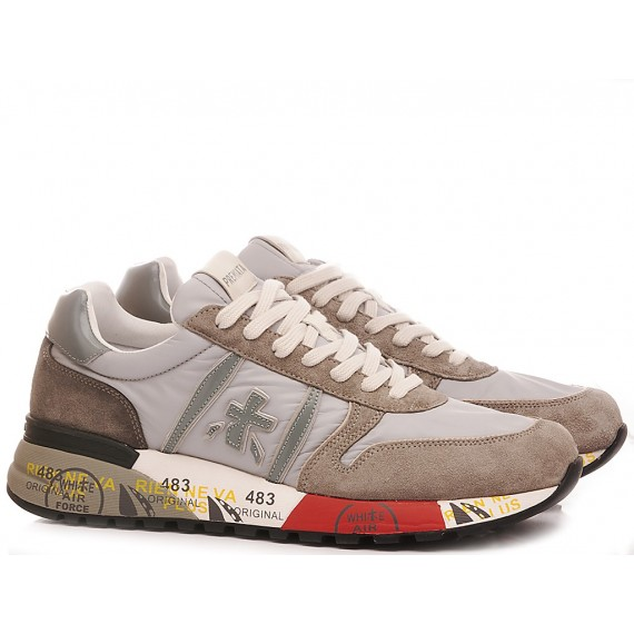 Premiata Men's Sneakers Lander 4561
