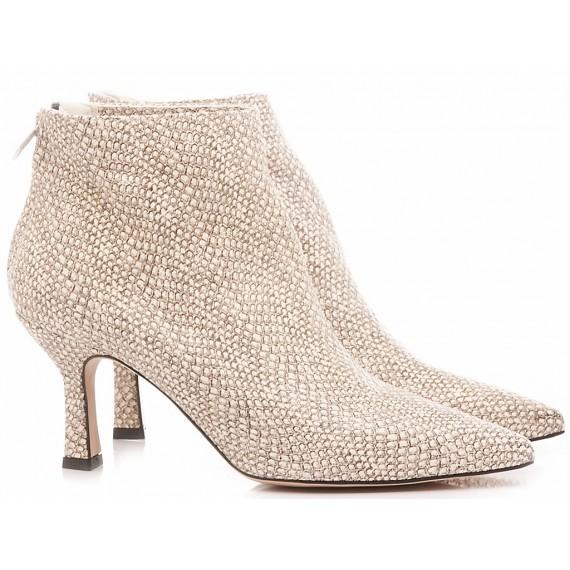Les Autres Women's Ankle Boots Leather 6000