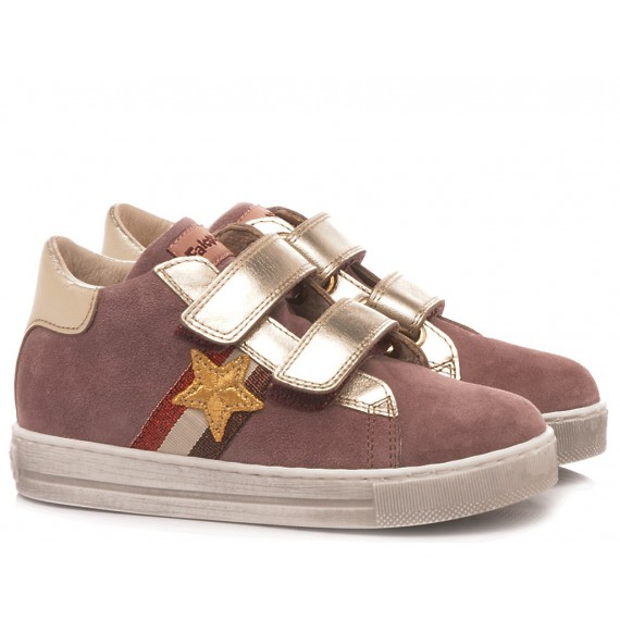 Falcotto Children's Shoes Sneakers Leryn Blush