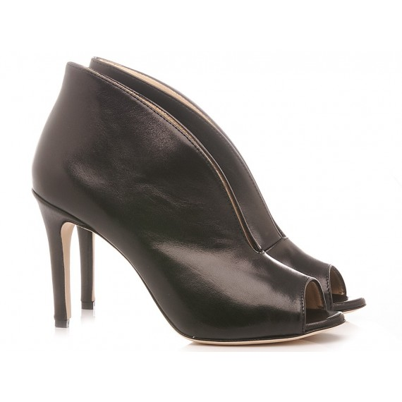 L'Arianna Women's Ankle Boots Siviglia Black SP8004