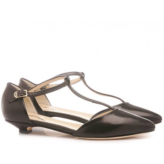 L'Arianna Women's Shoes Siviglia Black TG1110
