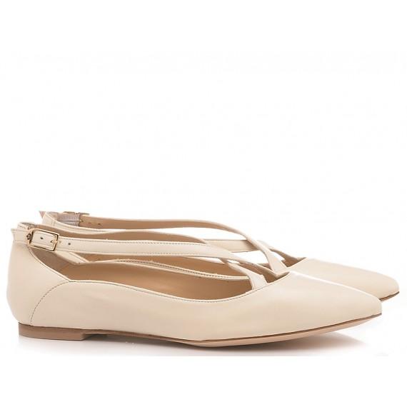 L'Arianna Women's Shoes Siviglia Nude BL1218