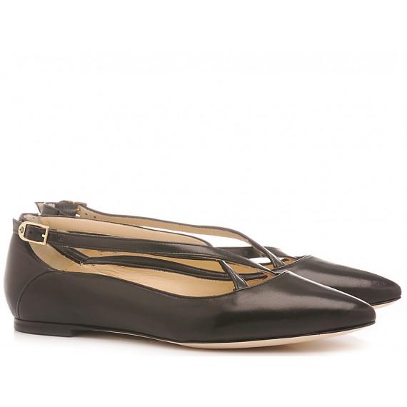 L'Arianna Women's Shoes Siviglia Black BL1218