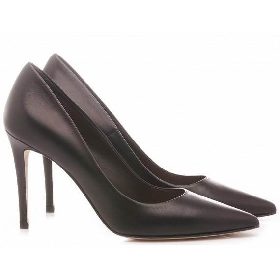 Chantal Woman's Shoes Decolletè Black 1029