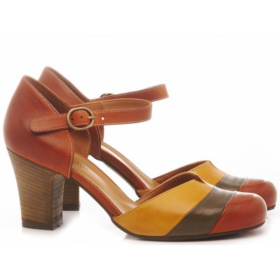 MAT:20 Women's Shoes Leather Multicolor 2849