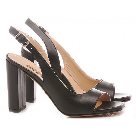 Albano Women's Sandals Soft Black 4018
