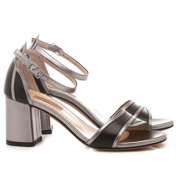 Albano Women's Sandals Gunmetal 4147