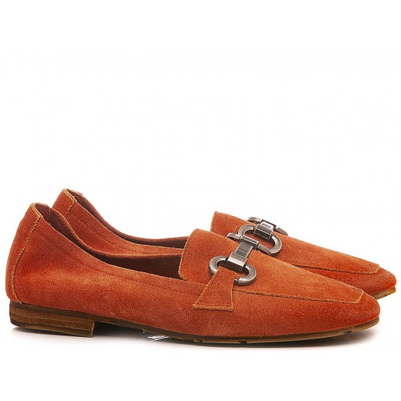 Kammi Women's Shoes Loafers T3507.CR6 Siena