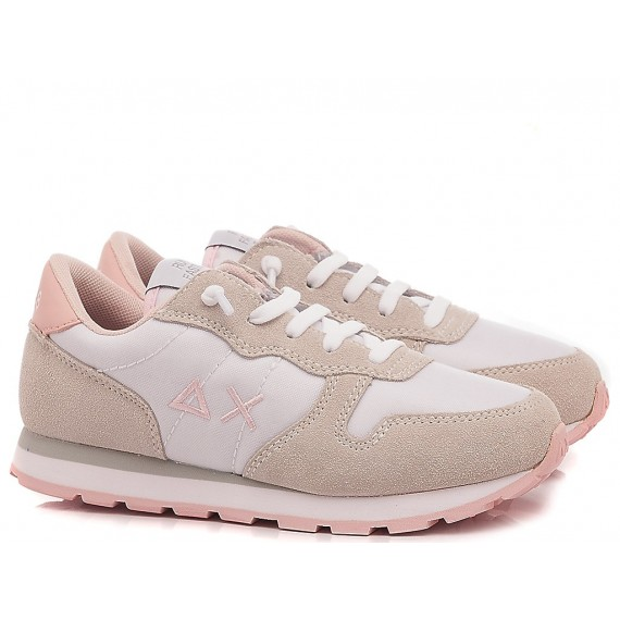 Sun 68 Scarpe-Sneakers Bambina Z30401 Bianco