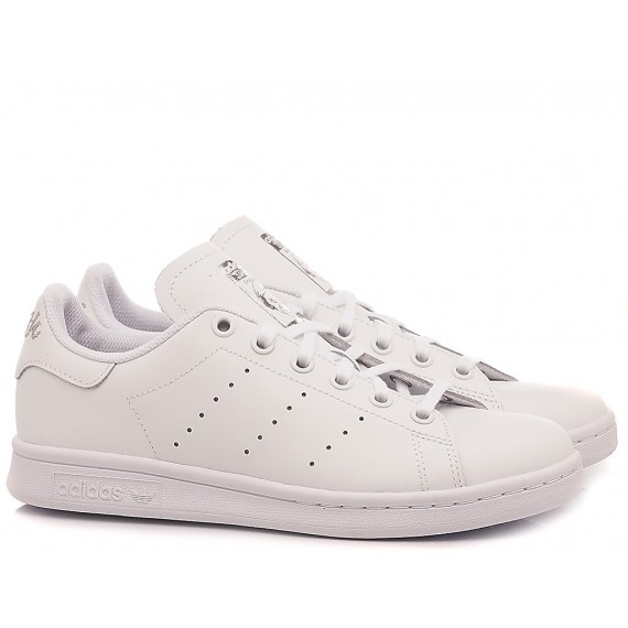 Adidas Sneakers Bambini Stan Smith J White EF4913