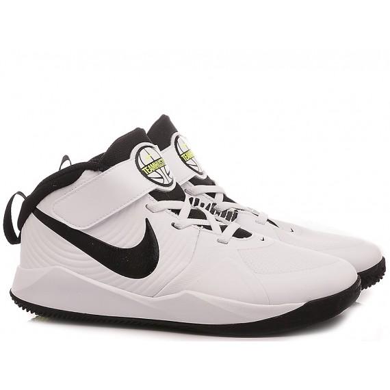 Nike Children's Sneakers Team Hustle D9 (PS) AQ4225 100