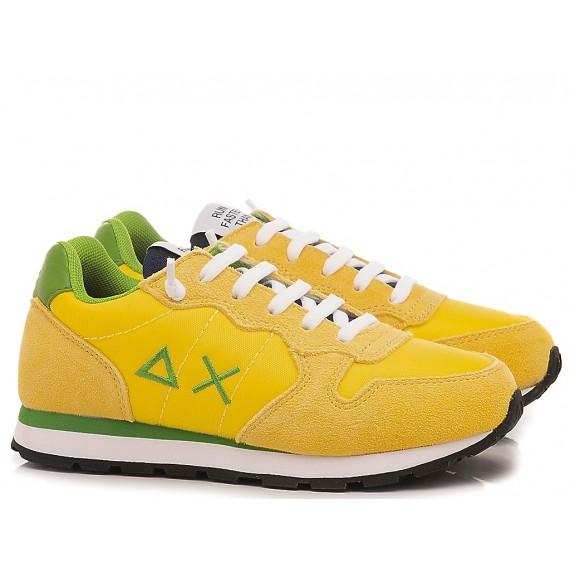 Sun 68 Children's Sneakers Z30301 Yellow