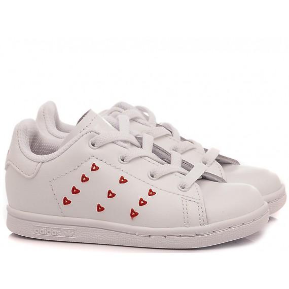 Adidas Children's Sneakers Stan Smith EL I EG6498