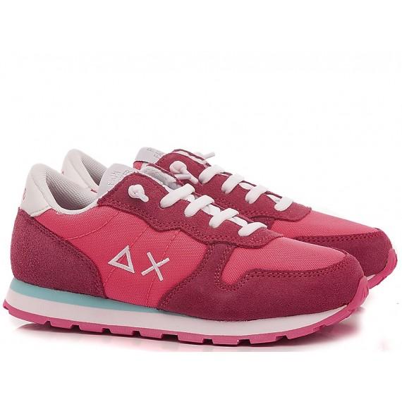 Sun 68 Children's Sneakers Z30401 Fuxia