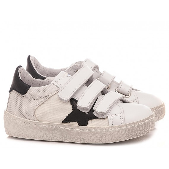 Ciao Children's Sneakers Leather White C2712