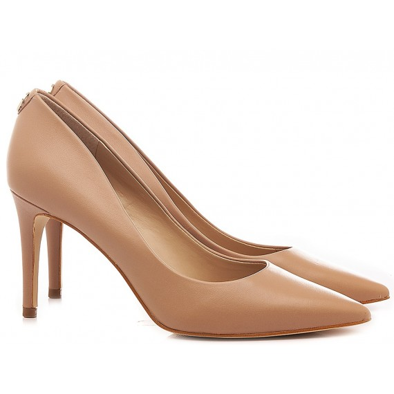 Guess Women's Shoes Decollété Nude
