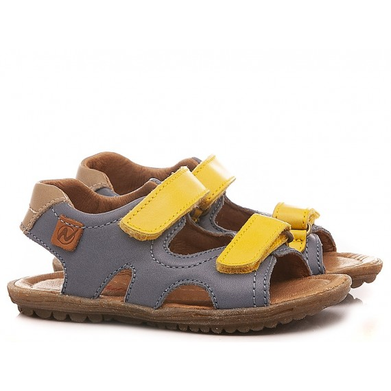 Naturino Children's Sandals Sky Taupe