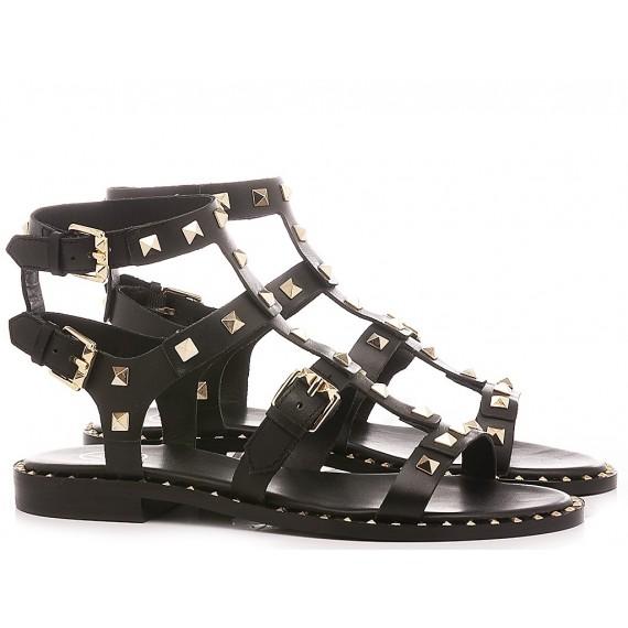 Ash Women's Sandals Pacific Black