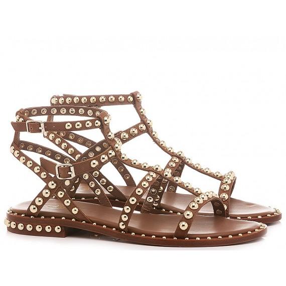 Ash Women's Sandals Precious Brown