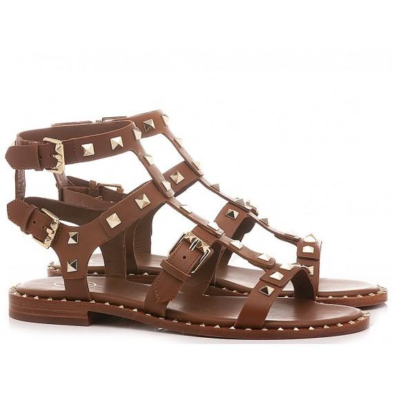Ash Women's Sandals Pacific Brown