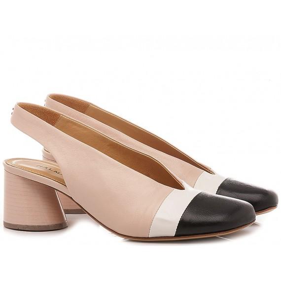 Halmanera Damen Schuhe Odile09 Tricolor