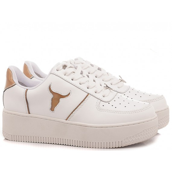 Windsor Smith Women's Sneakers Rosy White