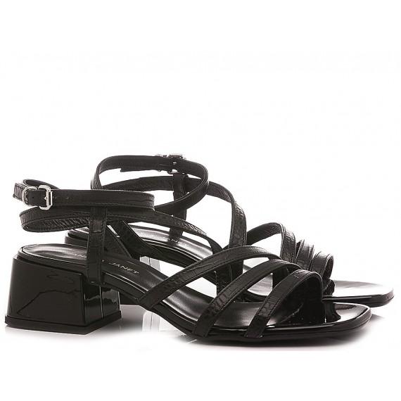 Janet & Janet Women's Sandals Noto Black 45203