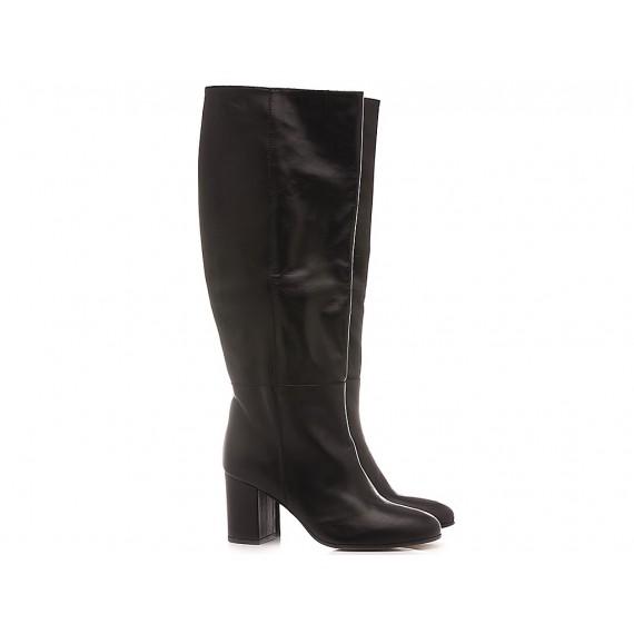 Mariga Women's Boots Leather Black 610