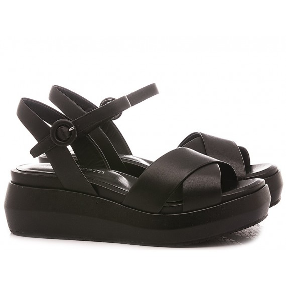 Adele Dezotti Women's Sandals AY2304X Black