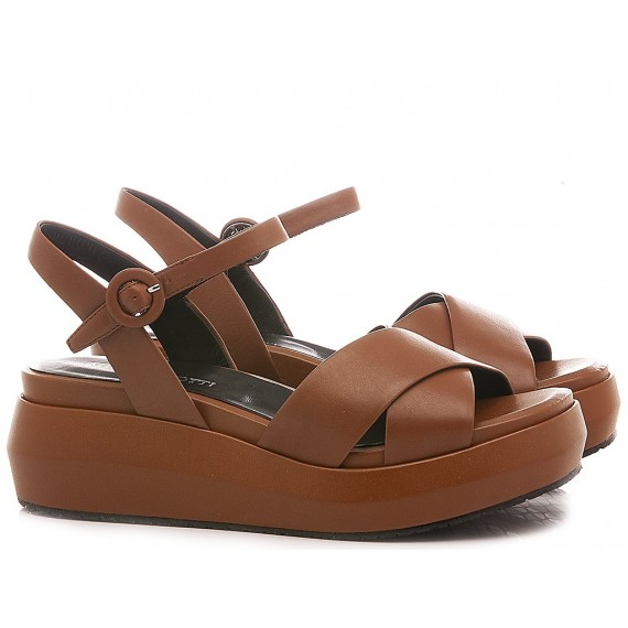 Adele Dezotti Women's Sandals AY2304X Brown