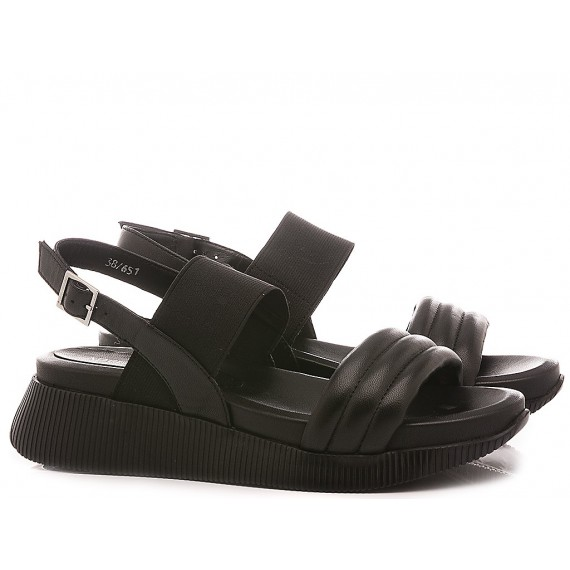 Adele Dezotti Women's Sandals AY2001X Black