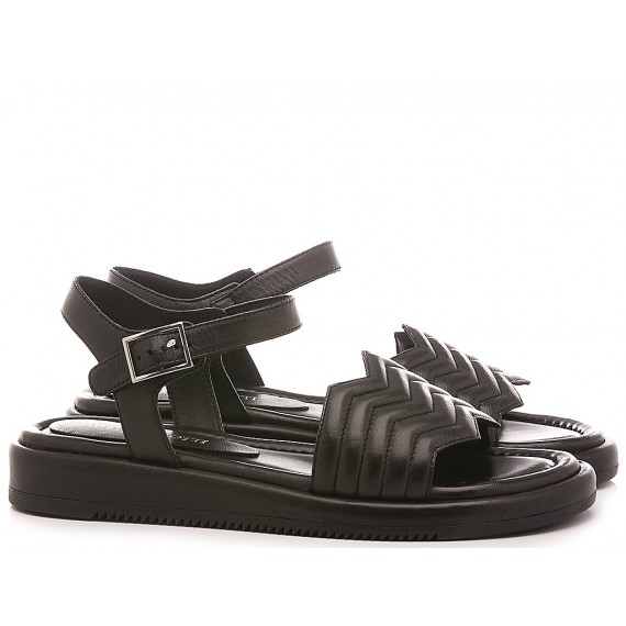 Adele Dezotti Women's Sandals AY1904X Black