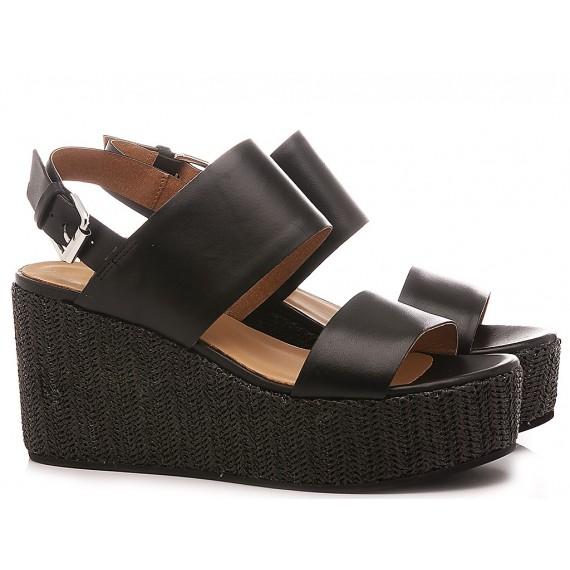 Janet Sport Women's Sandals 45877 Black
