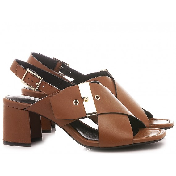 Adele Dezotti Women's Sandals AY1202X Brown