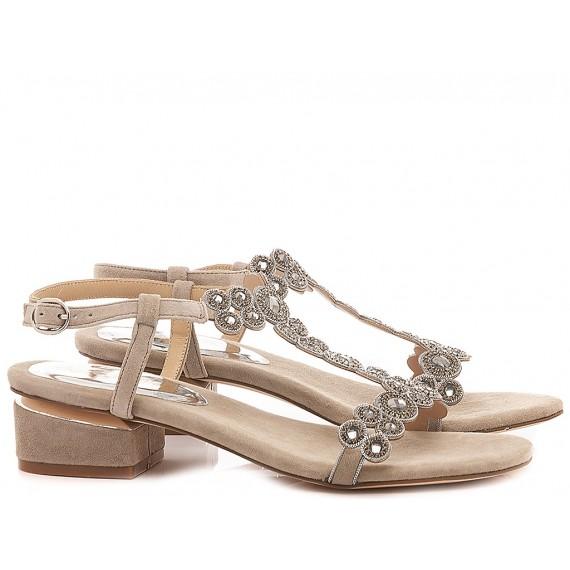 Alma En Pena Women's Shoes-Sandals V20120 Taupe