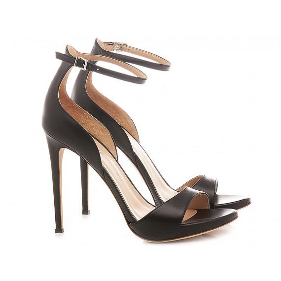 Sergio Levantesi Women's Sandals Zara Black