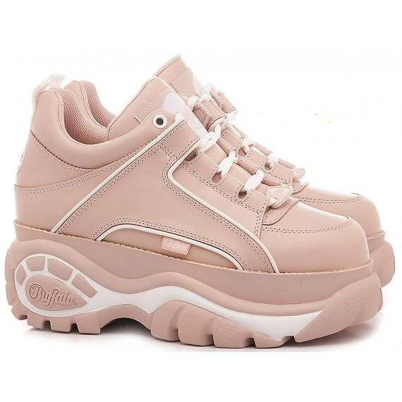 Buffalo London Women's Sneakers Baby Pink