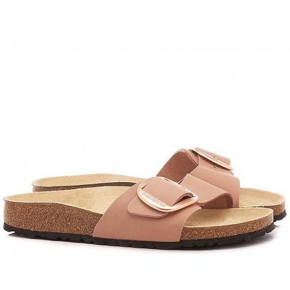 Birkenstock Women's Sandals Madrid Big Bukle Old Rose