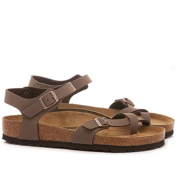 Birkenstock Women's Sandals Taormina Mocca