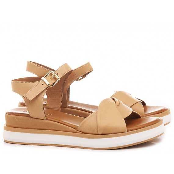 Inuovo Women's Sandals 113017 Nude