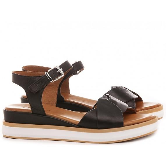 Inuovo Women's Sandals 113017 Black