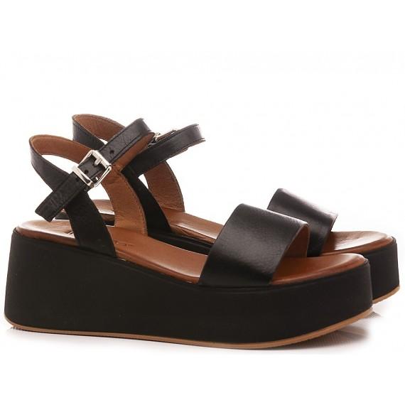 Inuovo Women's Sandals 602001 Black