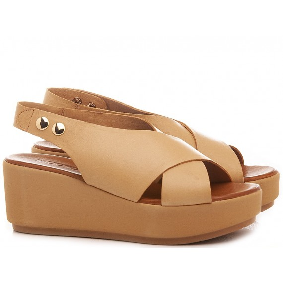 Inuovo Women's Sandals 123031 Nude