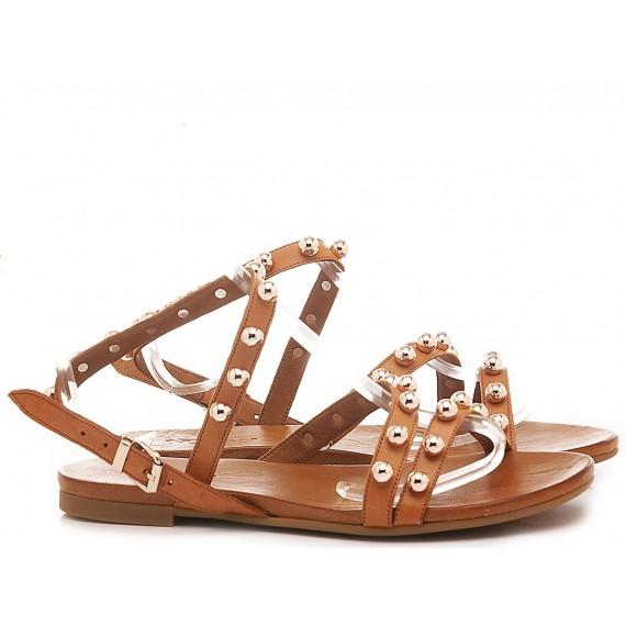 Inuovo Women's Sandals 101111 Coconut