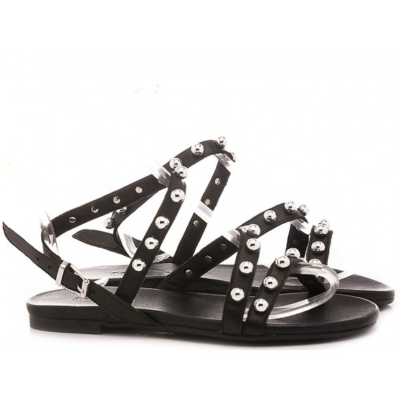 Inuovo Women's Sandals 101111 Black