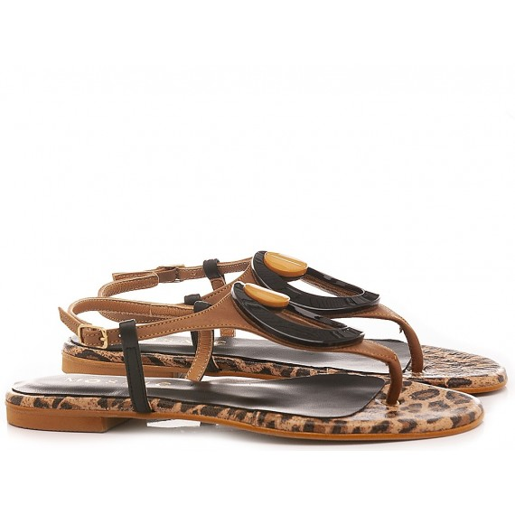 Mosaic Women's Sandals Allure Brown
