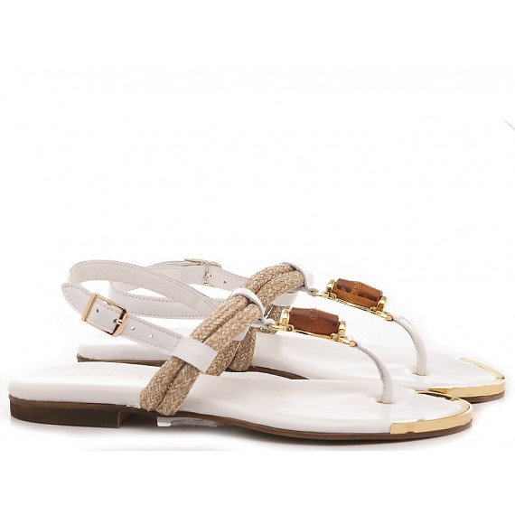 Mosaic Women's Sandals M1400 White