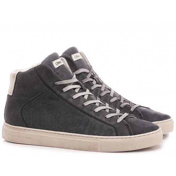 Crime London Sneakers Alte Uomo Infinity Grigio