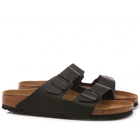 Birkenstock Men's Sandals Arizona BS Black